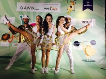 Dum & Dance Show в Дымере